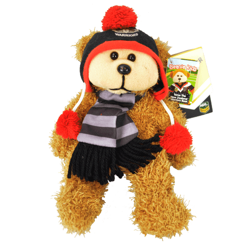 Tama Winter Beanie Bear