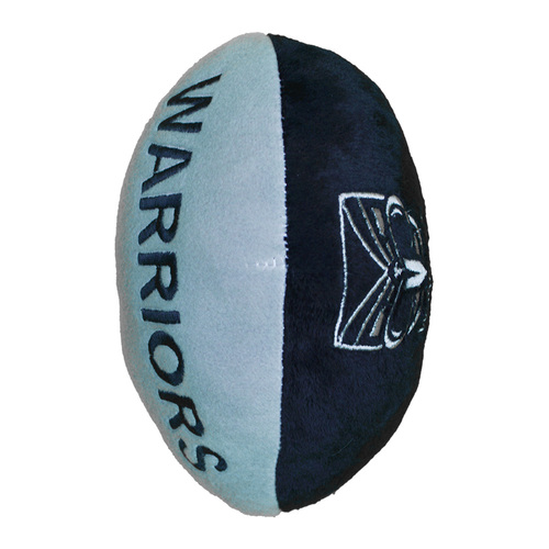Warriors Plush Football