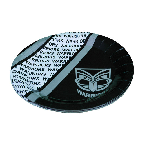 Warriors 6 Pack Party Plates