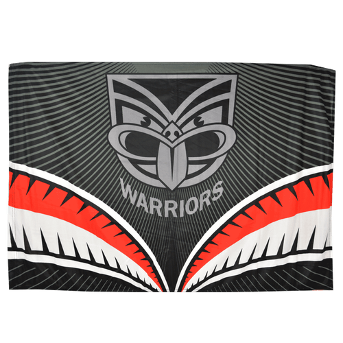 2016 Warriors Game Day Flag