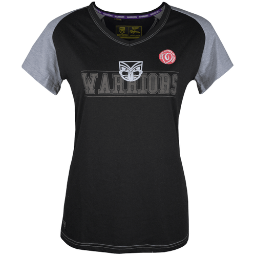 2015 Warriors Classic Womens Short Sleeve Tee