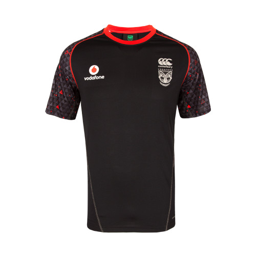 2017 Vodafone Warriors CCC Training Tee