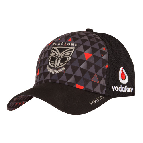 2017 Vodafone Warriors CCC Training Cap - Kids