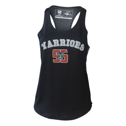 2017 Warriors Classic Womens Cotton Singlet