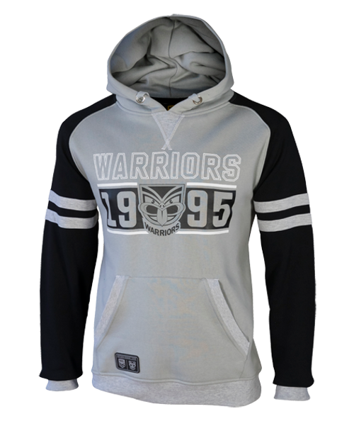 2017 Warriors Classic Fleece Hoodie - Youth