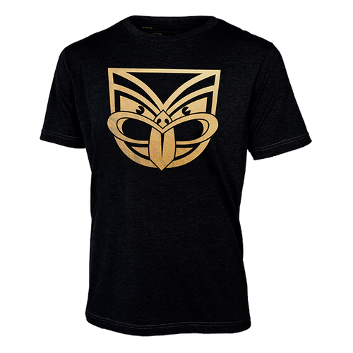 2017 Warriors Gold Foil Tee - Adults
