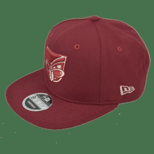 2017 Warriors New Era 950 Cap Cardinal