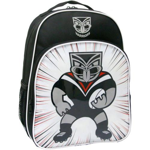 2017 Warriors Kids Mascot Backpack