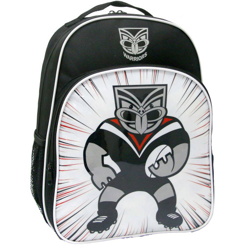 2017 Warriors Kids Mascot Backpack