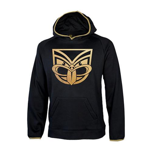 2017 Warriors Gold Fleece Hoodie - Kids
