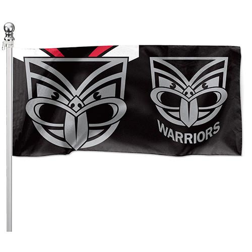 Warriors Pole Flag