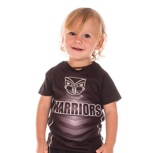 2017 Warriors Infant Tee