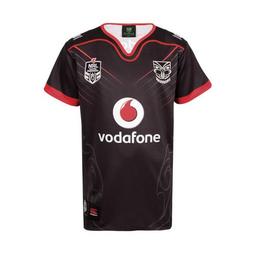 2018 Vodafone Warriors CCC Home Jersey - Kids