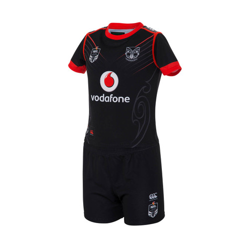 2018 Vodafone Warriors CCC Home Set - Infants