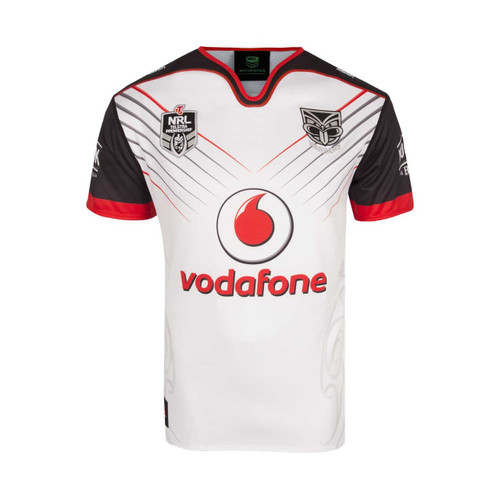 2018 Vodafone Warriors CCC Away Jersey - Adults