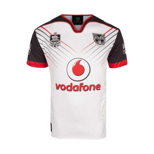 2018 Vodafone Warriors CCC Away Jersey - Adults
