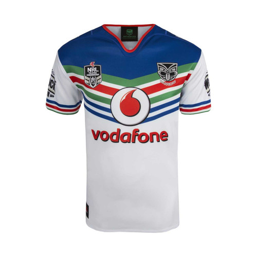 2018 Vodafone Warriors CCC Heritage Jersey - Adults