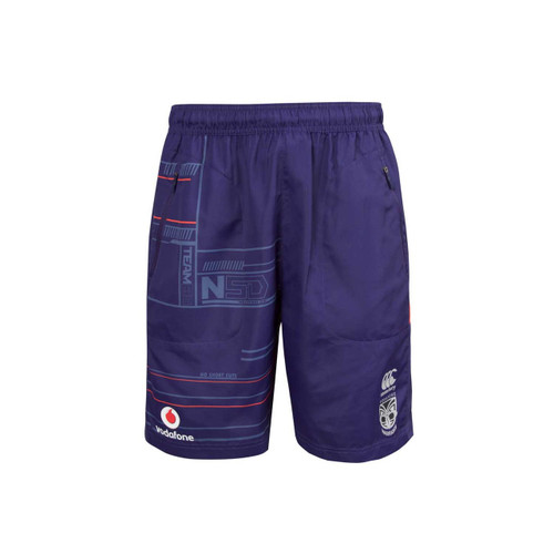 2018 Vodafone Warriors CCC Training Gym Shorts