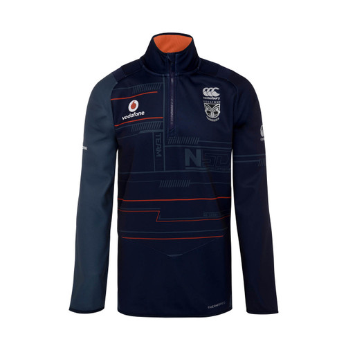 2018 Vodafone Warriors CCC Training First Layer Fleece