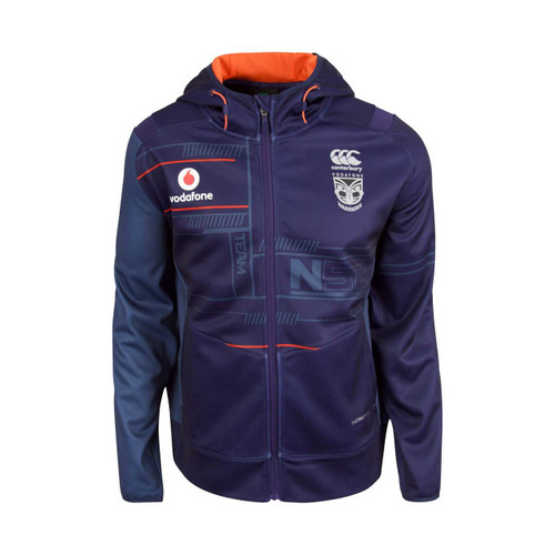 2018 Vodafone Warriors CCC Training Hoodie