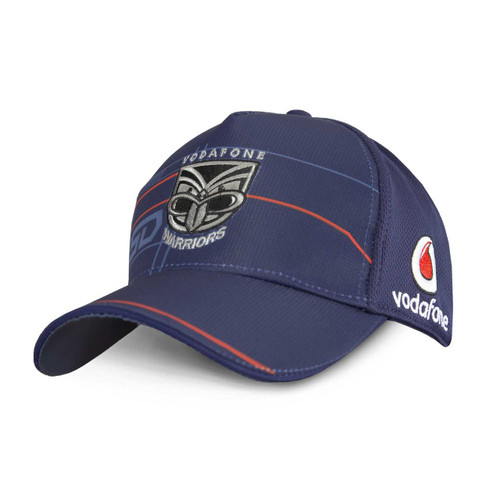 2018 Vodafone Warriors CCC Training Cap - Adults