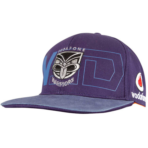 2018 Vodafone Warriors CCC Flat Peak Cap