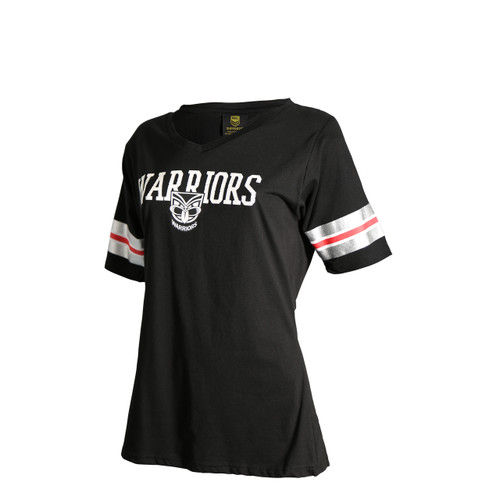2018 Warriors Classic 3/4 Cotton Tee - Womens