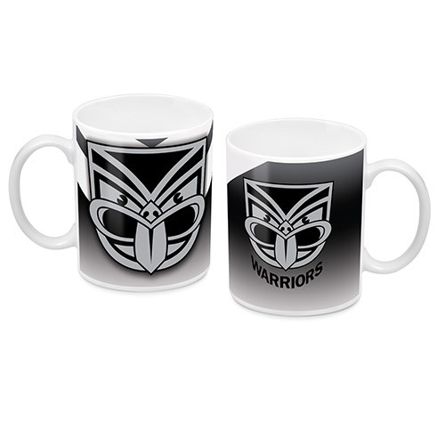 Warriors Ceramic Mug