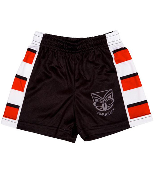 2018 Warriors Footy Shorts