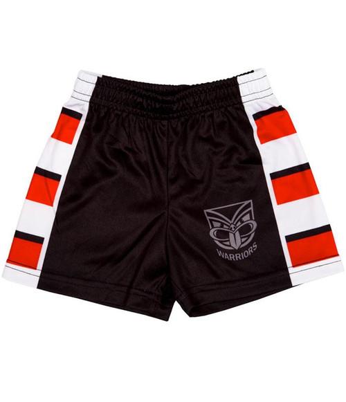 2018 Warriors Footy Shorts