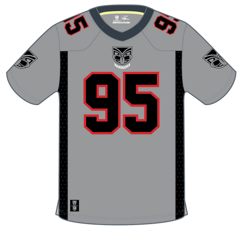 2018 Warriors Classic Gridiron Top