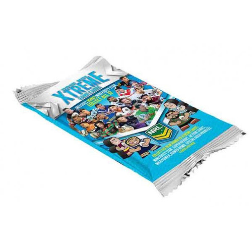 2018 NRL Xtreme Traders Card Pack
