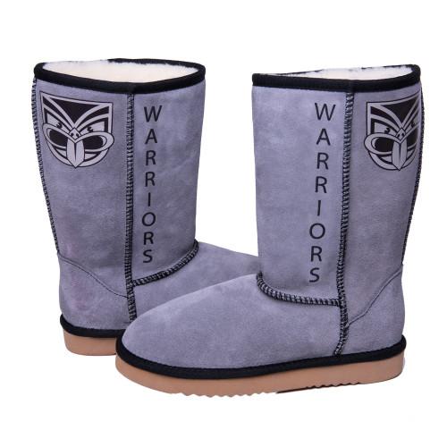 Warriors Team Snug Boots - Adult