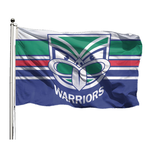 Warriors Heritage Pole Flag