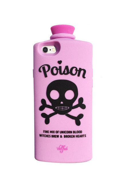 Poison 3D iPhone 6/6s Case (Lavendar)