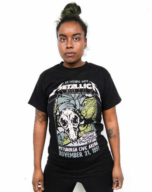 Metallica (Pittsburgh Arena) T-Shirt
