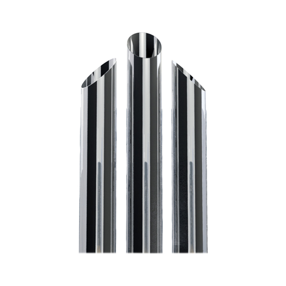 """5"""" Mitered Style Dynaflex Chrome Exhaust Top Stack"""