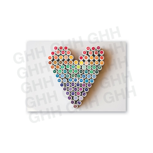 Note Card Pack - Heart