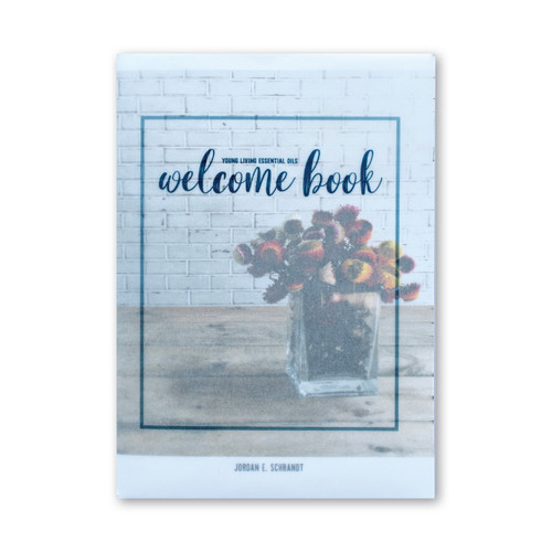 Young Living Welcome Book - Small