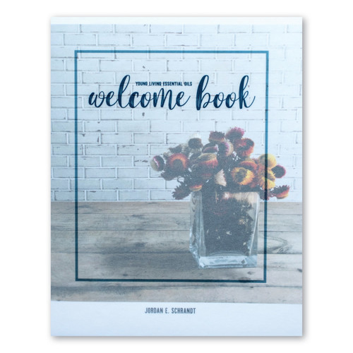 Young Living Welcome Book - Large