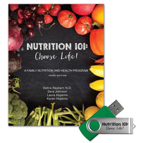 Nutrition 101: Choose Life! Combo