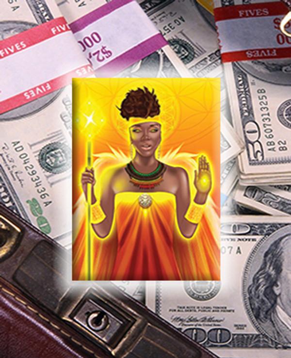 Hanael's Magic Money Bath - Ingredients and Instructions (PDF)