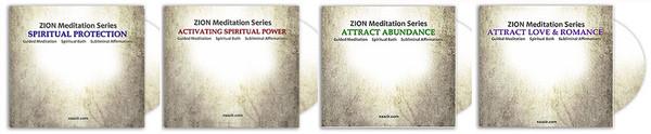 ZION COMPLETE MEDITATION SET - MP3 Downloads