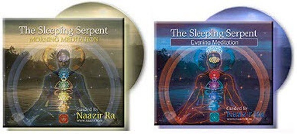 The Sleeping Serpent: Morning & Evening Guided Meditations - MP3 Downloads