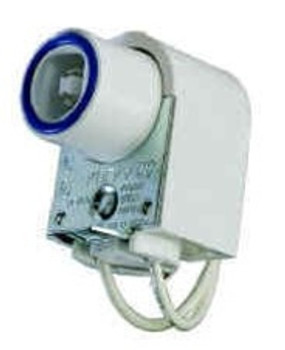 530 Series Fluorescent  Sockets - Spring - Tombstone Lampholder