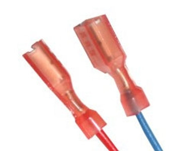 "USLED RLSW-8 8"" Quick Connect Jumper Wire Pair"