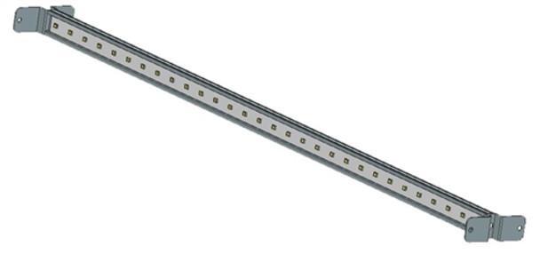 ZLight Z-ULTRA-DLN48-65K Double Sided LED LinearBar