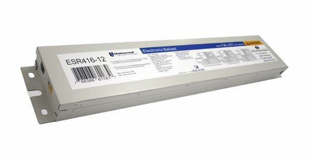 Universal ESR416-12 Ballast - 1-2 Lamp 4ft. to 16ft.
