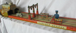 Tin Toy - Lincoln Tunnel