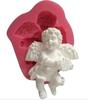Cherub Cupid Silicone Mold
